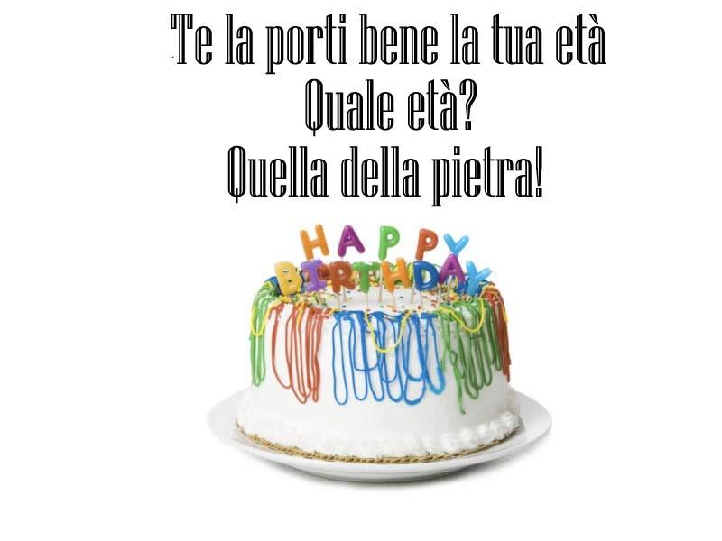Favorito Aforisma Buon Compleanno - Buon compleanno aforisma TM93