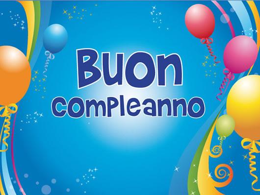 Famoso Auguri Di Buon Compleanno Maschili | Monroeknows AQ45