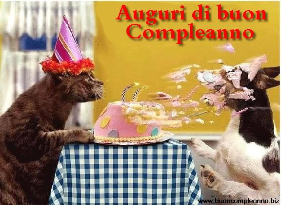 Ben noto Auguri di Buon Compleanno - Simpatici Auguri Di Buon Compleanno OQ78