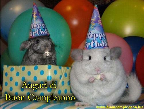 Popolare Auguri di Buon Compleanno - Fai originali auguri di buon compleanno TP12