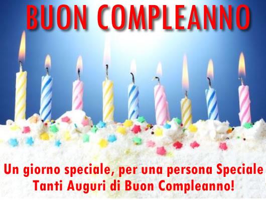 Preferenza Buon Compleanno - Sito dedicato agli auguri di Buon Compleanno YT37